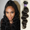 XBL Hair can be bleached 100 percent unprocessed Single donor virgin hair loose wave