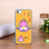 cute animal cheap silicone cell phone cover for iphone 5s