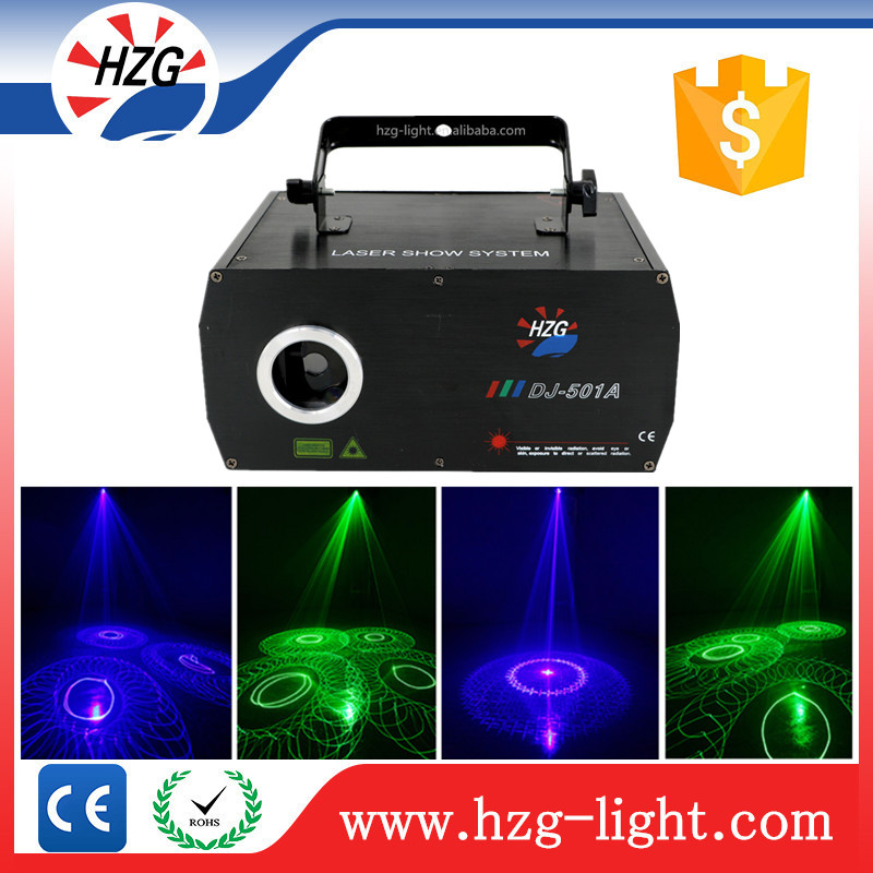Pro Light laser show 500mw Rgb Animation Laser 3d Stage Light dj sound system price party laser lighting system for