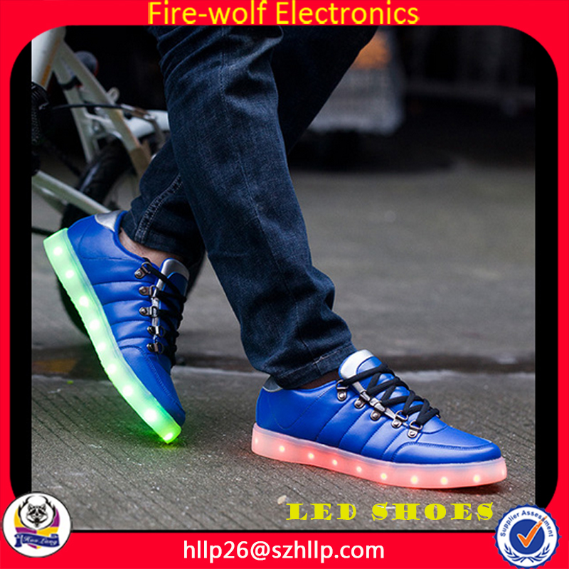 Hot Products To Sell Online Blinking Gleamy Shoes That Lights Up The Adult shoes