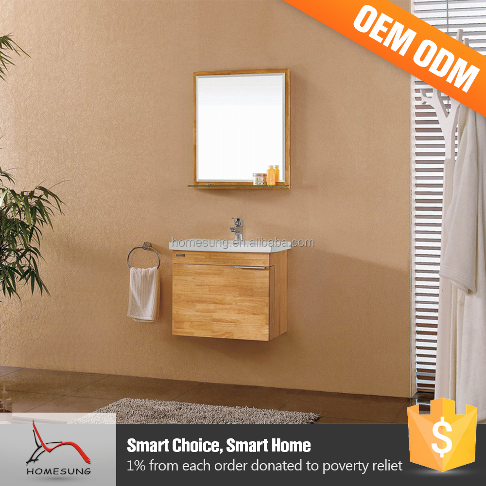 Cabinets Wall Mounted Bathroom Vanity Units With Basin
