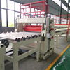 YURUI high automatic gypsum board production line with knauf technology