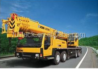 China ISO qy70k-i truck crane with good fuel consumption