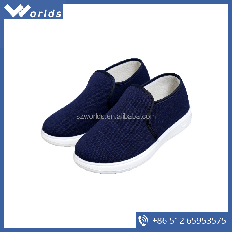 Wholesale cheap price comfortable anti static safety worker shoes