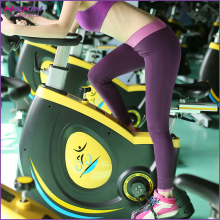Purple Workout Gym Wear Close-Fitting Fashion Women Seamless Yoga Pants
