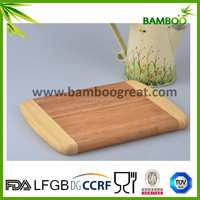 Kitchen Active Bamboo Cutting Board. Premium Natural Eco Friendly Boards Are Best For Chopping Brie Cheese, Vegetable, fruit