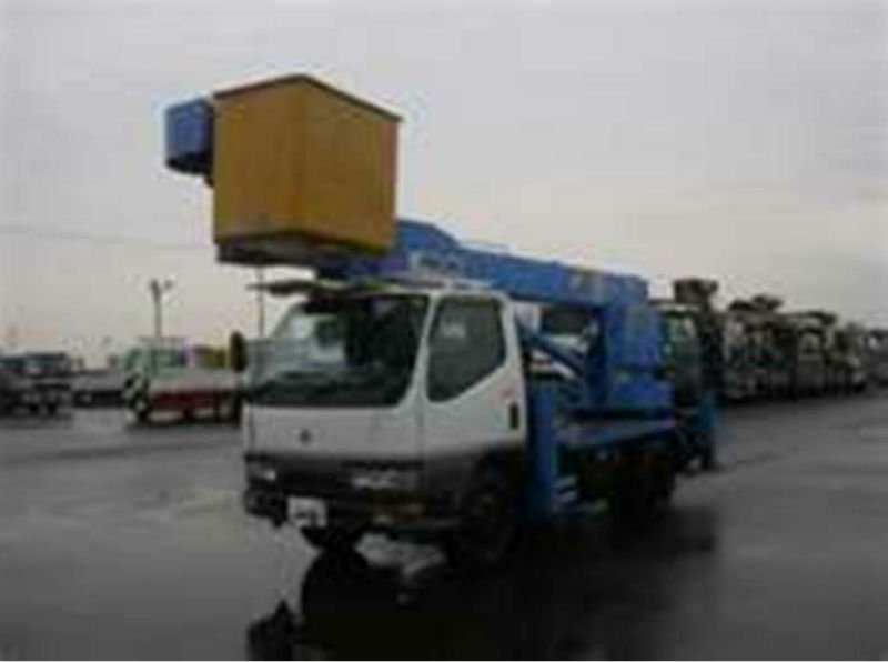 Manlift Cherry Picker Truck Rentals
