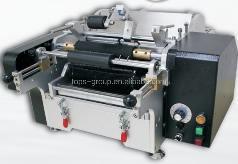 Semi-automatic Wet Glue Labeling Machine