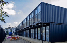Cost Effective Good Insulated Container Hotel Design