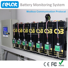 VRLA Battery Monitoring System for UPS