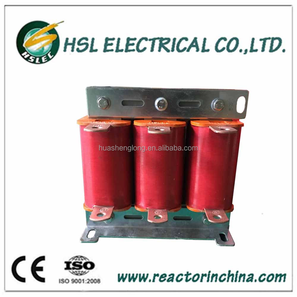 3 phase 5 mh iron core inductor price