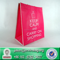 Customized Cheap Non Woven Gift Bag