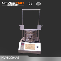 Circular Lab Sieve Shaker For Particles