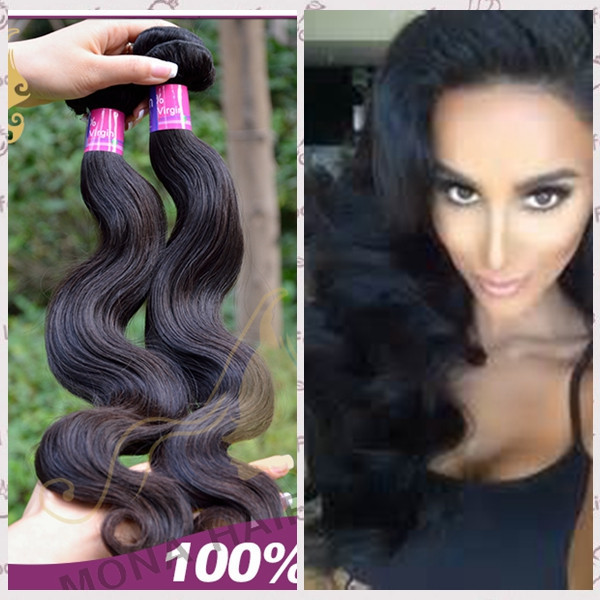 Unprocessed virgin hair wholesale distributor full cuticle malaysian hair extension
