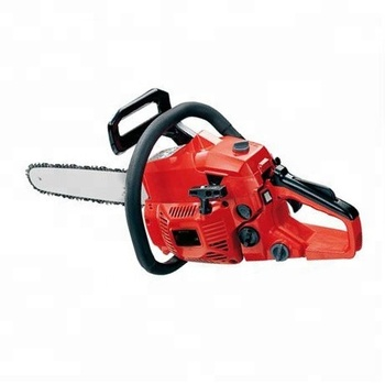 Gasoline chainsaw 4500,45cc gasoline chain saw machine price with CE/EMC/GS certificates