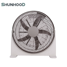 20 Inch (50cm) Industrial Box Fan Air Circulator Fan in New Design with Banana Blades