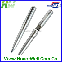 Whole alibaba gel pen usb flash drive with customize logo