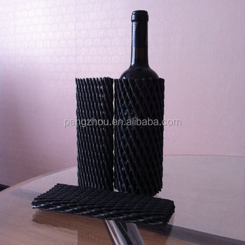 Foam Plastic Protective Sleeve/EPE Bottle Protection Packing Net