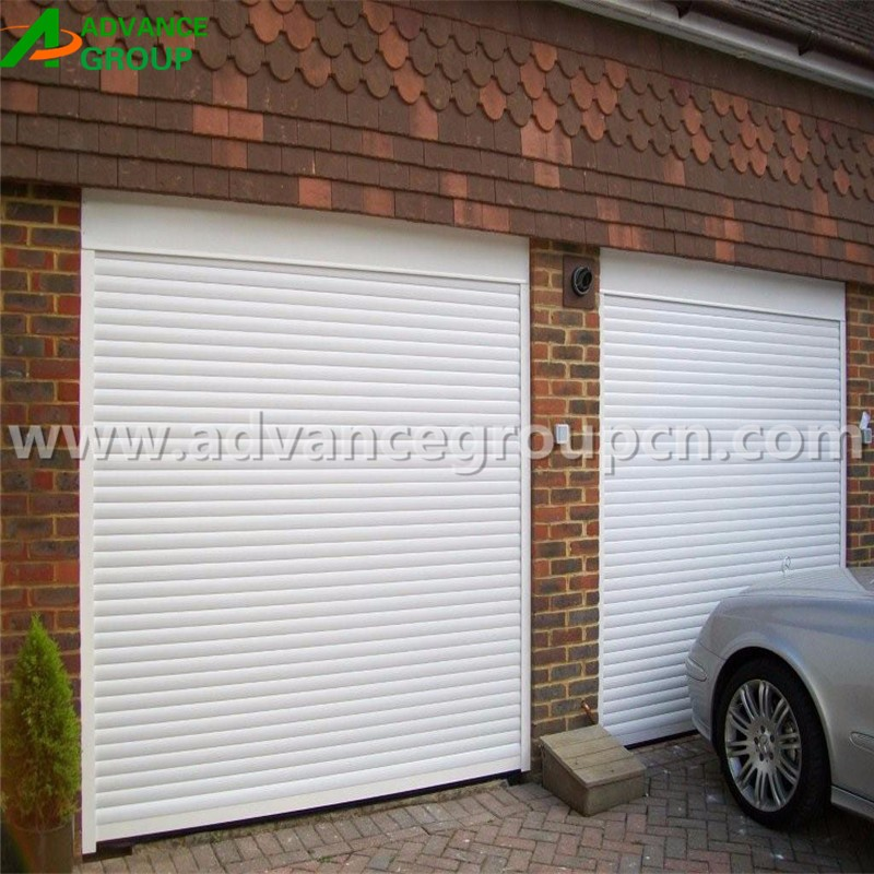 Remote control insulated carriage style garage door buy for Carriage style garage doors prices