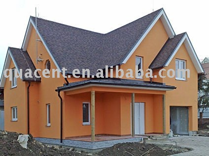 Structural Insulated Panels House
