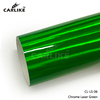 Chrome Laser Green