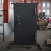 Bank Steel Security Vaults Safe Doors For Sale