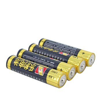 Dry Battery 1.5volt AAA Am3 excel alkaline battery