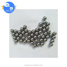 High hardness diameter carbon steel ball / cemented carbide balls