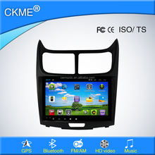 "9""auto car audio system dual core wifi TV cd dvd player AM FM google play radio GPS navigation for Sail"