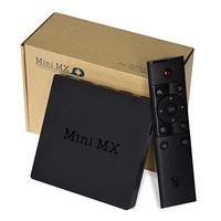full hd 1080p porn video android tv box of amlogic s905 mini mx Smart Android TV Box XBMC Media Player mini mx tv set