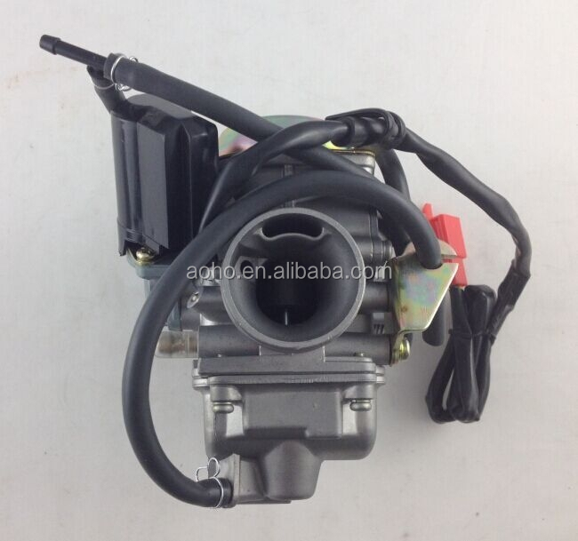 PD24J carburetor for GY6 150CC 125CC scooter moped atv motorcycle