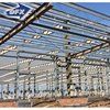 Light 1000m2 Steel Structure Prefab Poultry Slaughter House