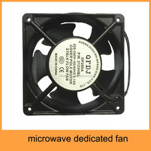 henan industrial ball bearing fan for microwave oven AC12038