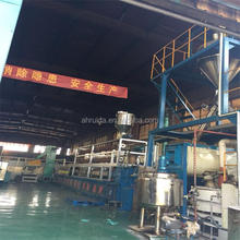 1.Recycling Waste tire machine(rubber powder to reclaimed rubber)