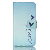 Protective Back Case For iPod Touch 5, Flip Leather Wallet For iPod Touch 5