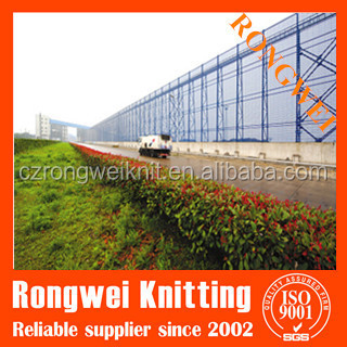 Green Plastic Windbreak Shade Netting Safety Fence For Agriculture