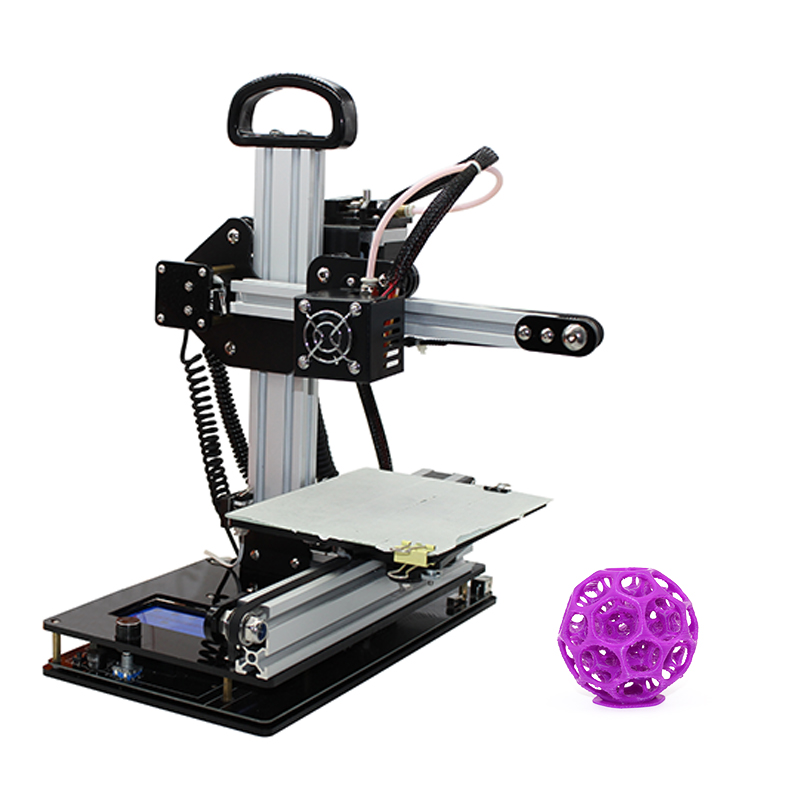 High Quality Fully Assembled Desktop 3D Printer