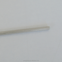 (SRR95) Reasonable Price Flexible Plastic Stick /Solid Fiberglass Rod With High Quality