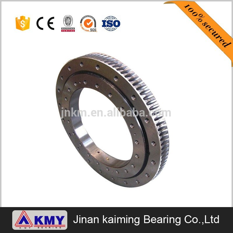 Single row cross roller bearing slewing bearing for motorcycle engine parts RKS.921150303001