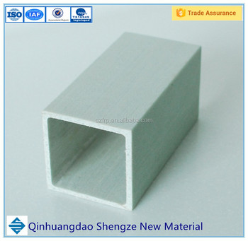 FRP square tube,square hollow section,square tube 100x100