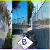 best sellling cheap plastic coated galvanized 358 security wire mesh fence