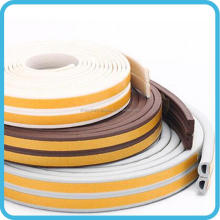 Strong adhesion low expense rubber seal strip gasket for windows