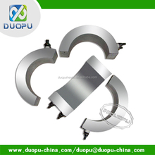 stainless steel liquid tube cooled aluminum cast in heater