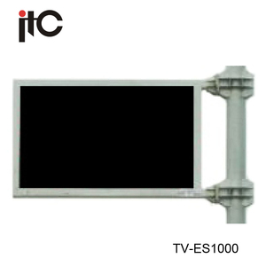 TV-ES1000 Traffic Safety Toll Station ETC High Way Red Green Led Display Screen