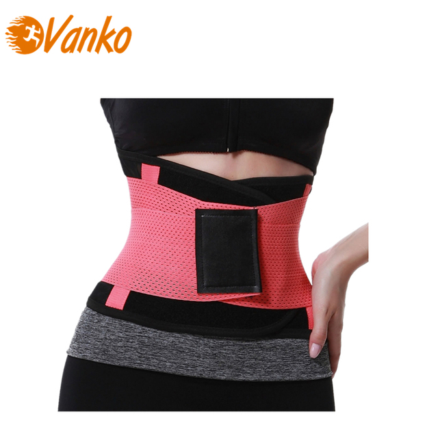 Gym Body shaper Thermal Waist Belt Waist Wrap for Back Pain Waist Guards