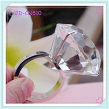 New Fashion Diamond Napkin Ring k9 crystal For Home & Hotel Decoration