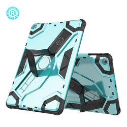 2018 newest shockproof tablet cover for iPad Air 5 TPU PC hybrid kickstand case for iPad Air 5