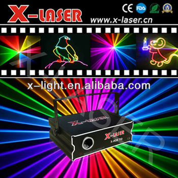 Disco ILDA 1000MW RGB full color stage laser light/laser light show/christmas light