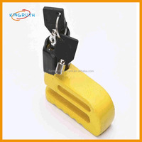 New Motorcycle Bike Brake Disc Lock KTM dirt bike yellow color chinese motocross bikes