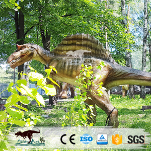 OAJ 8453 2017 Simulation/animatronic realistic dinosaur/dragon costume for amusement park/shopping mall